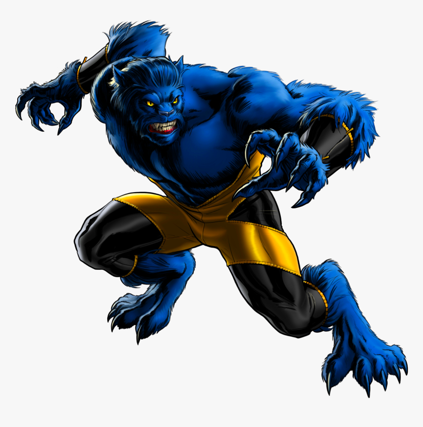 All Worlds Alliance Wiki - Beast X Men Comics, HD Png Download, Free Download