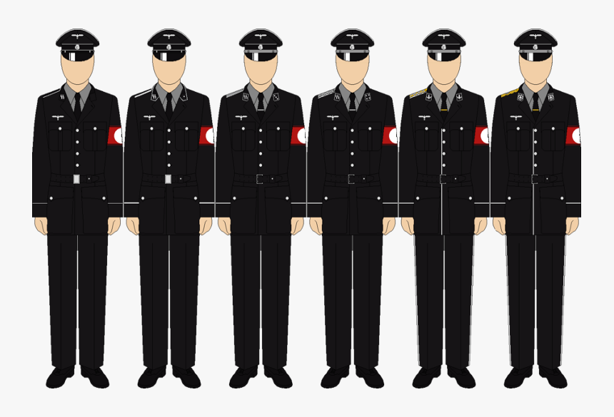 8d8b9wy - German Army Ceremonial Uniform, HD Png Download, Free Download