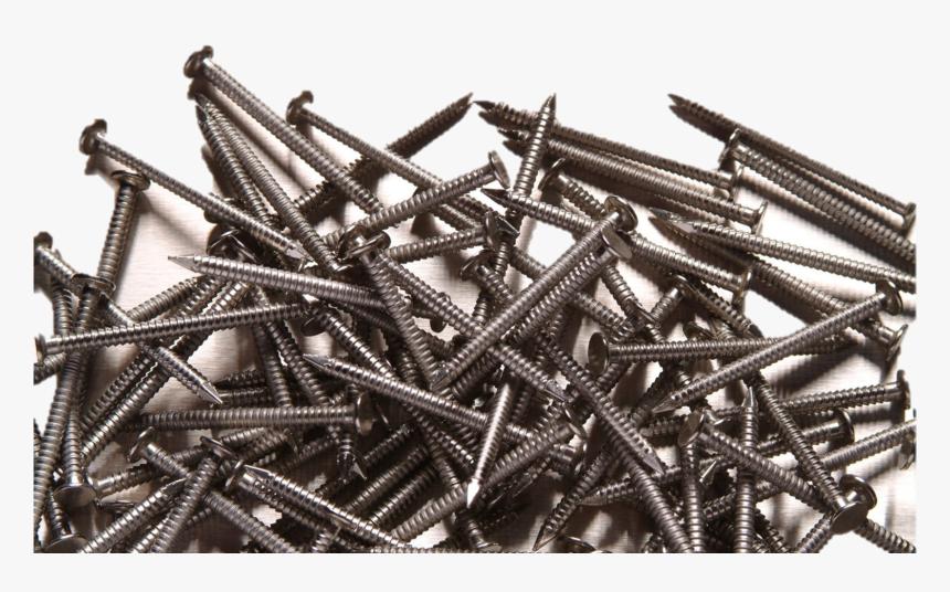 Transparent Metal Nail Png - Steel Nails, Png Download, Free Download