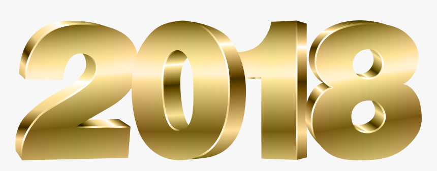 Gold Png Image - 2018 With Transparent Background, Png Download, Free Download