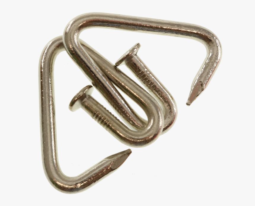 """Nail """"g"""" - Slender Blind Snake, HD Png Download, Free Download"""