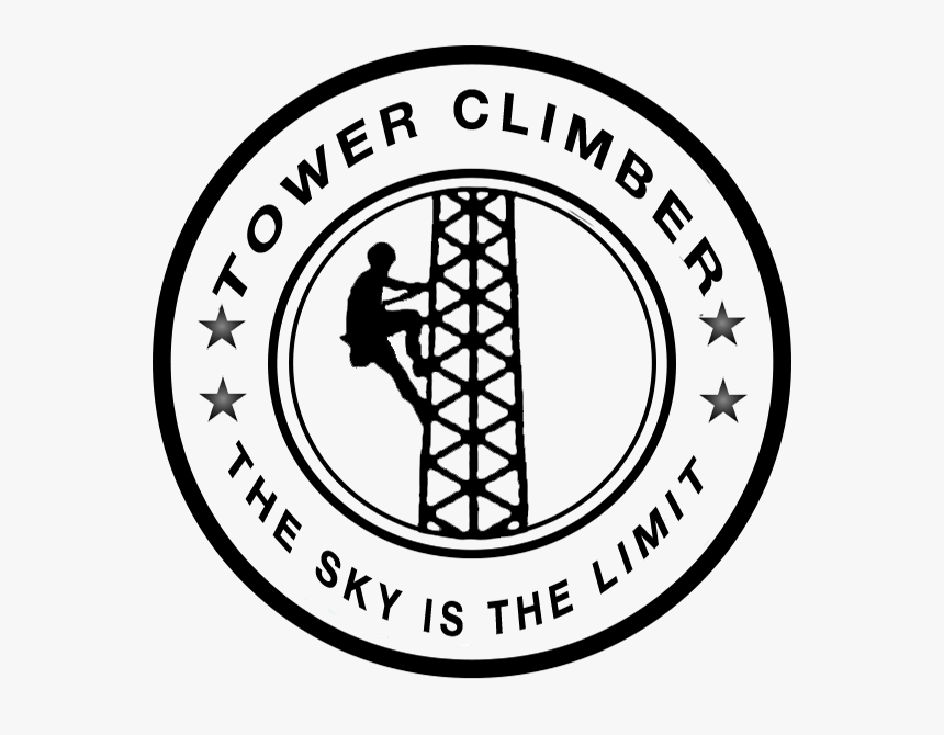 Tower Climber Logo Hd Png Download Png Download Tower Climber Logo Transparent Png Kindpng
