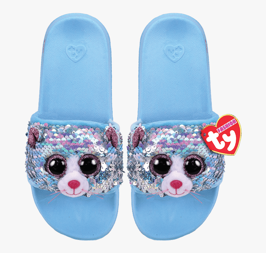 Product Image - Beanie Boo Slippers, HD Png Download, Free Download