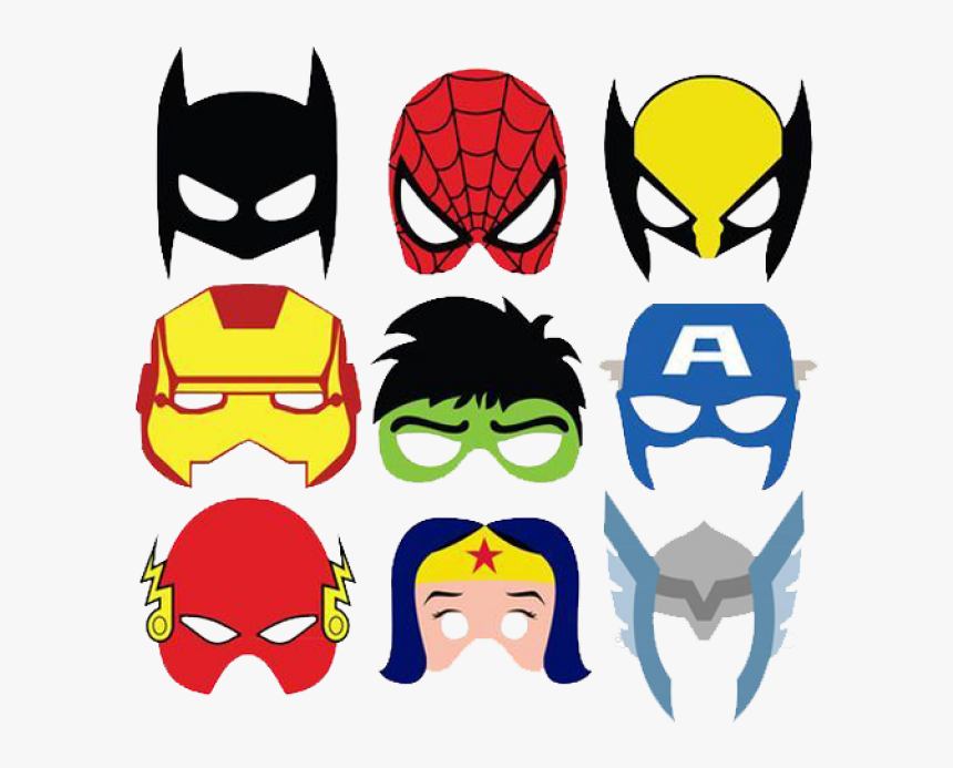 This is a graphic of Printable Superhero Mask pertaining to batman