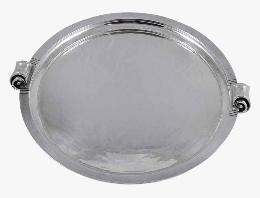 Georg Jensen Sterling Silver Tray No - Circle, HD Png Download, Free Download