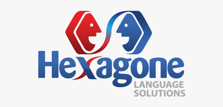 """Hexagone""""s New Look - Hexagone Language Solutions, HD Png Download, Free Download"""