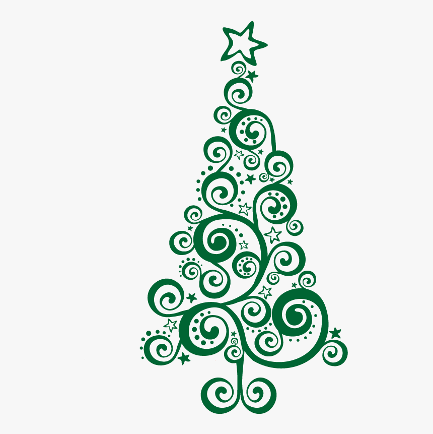 Vinilos Navidad Vinilo U00e1rbol Navidad Original Para - Arbol De Navidad Png, Transparent Png, Free Download