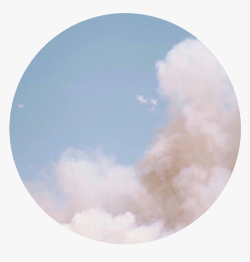 sunset clouds aesthetic aestheticsky freetoedit aesthetic sky blue icon hd png download kindpng sunset clouds aesthetic aestheticsky