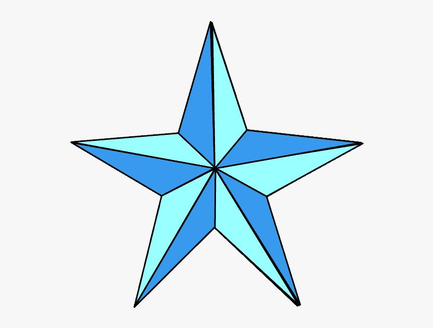 678 X 600 - Draw A Beautiful Star, HD Png Download, Free Download