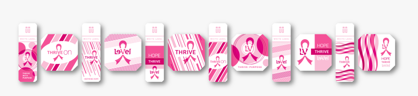 Le Vel Thrive Pink Label, HD Png Download, Free Download