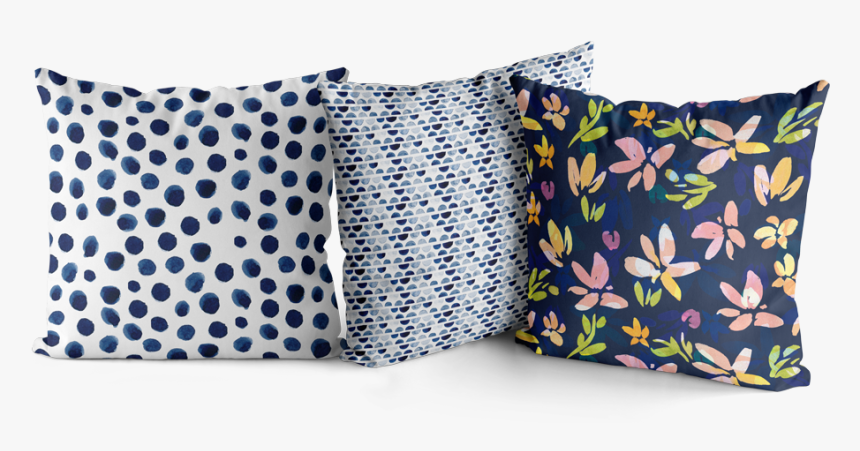 Fabric Cushion Png, Transparent Png, Free Download