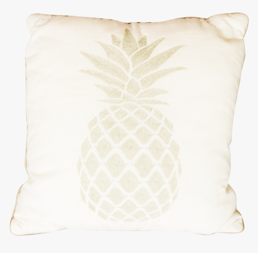 Transparent Gold Pineapple Png - Cushion, Png Download, Free Download