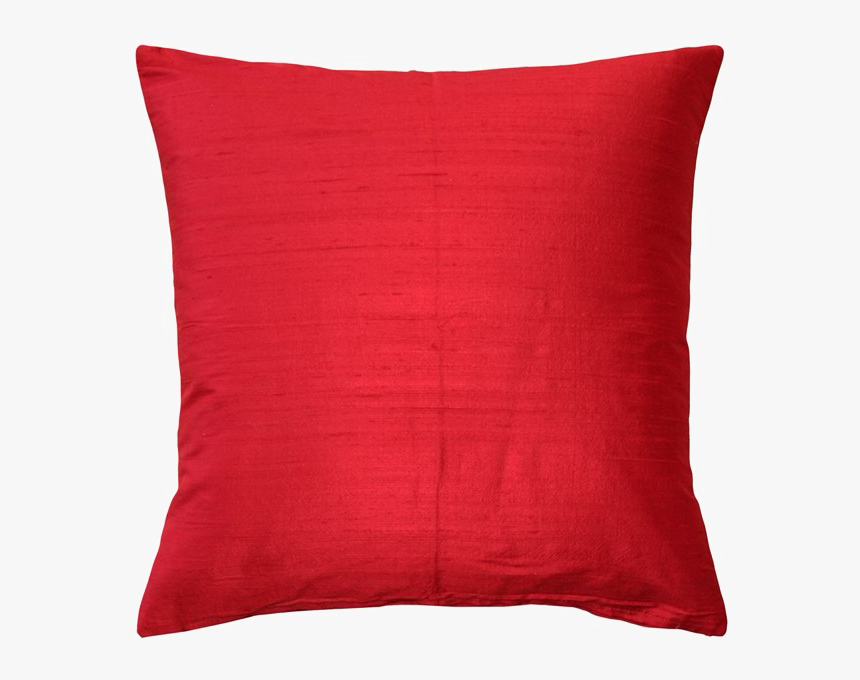 Sofa Pillow Png Image - Red Cushion, Transparent Png, Free Download
