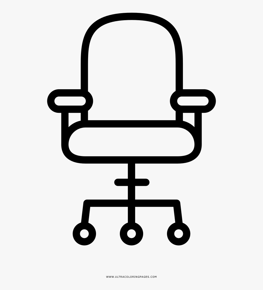 office chair coloring page disegno sedia scrivania hd png download kindpng office chair coloring page disegno
