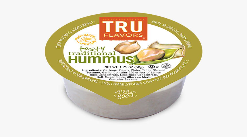 Hummus Png - Hummus Cups, Transparent Png, Free Download