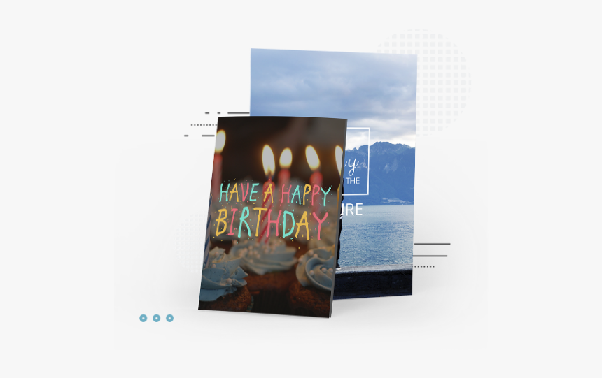 Make Your Own Printable Card - Graphic Design, HD Png Download, Free Download