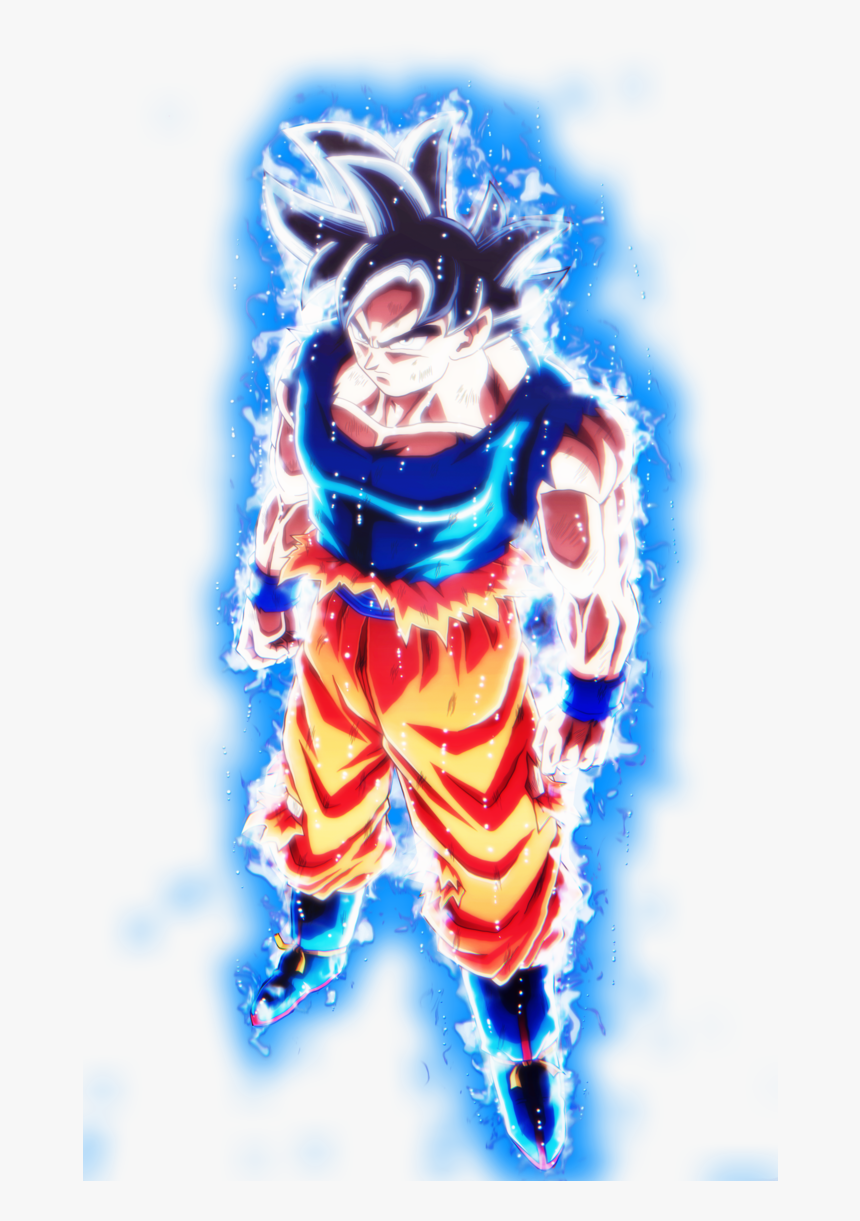 Transparent Ui Png Goku Ui No Background Png Download Kindpng