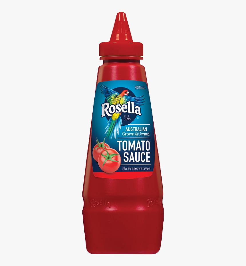 Rosella Tomato Sauce Ml - Rosella Tomato Sauce 500ml, HD Png Download, Free Download