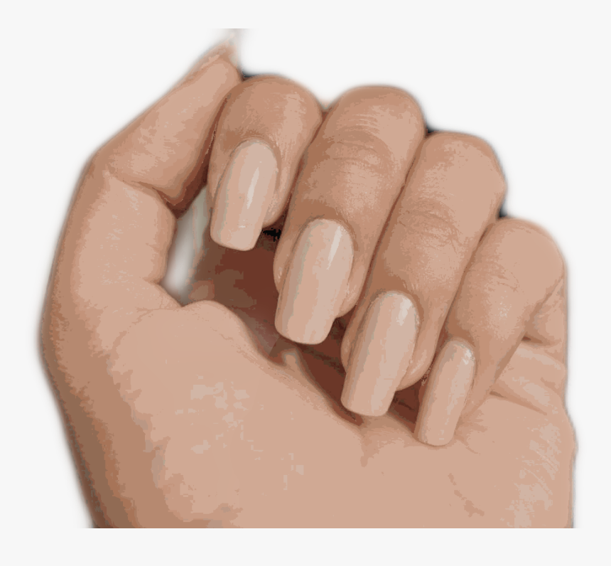 #hand #arm #fist #love #hold #aesthetic #grab #nails - Aesthetic Nail Polish Png, Transparent Png, Free Download