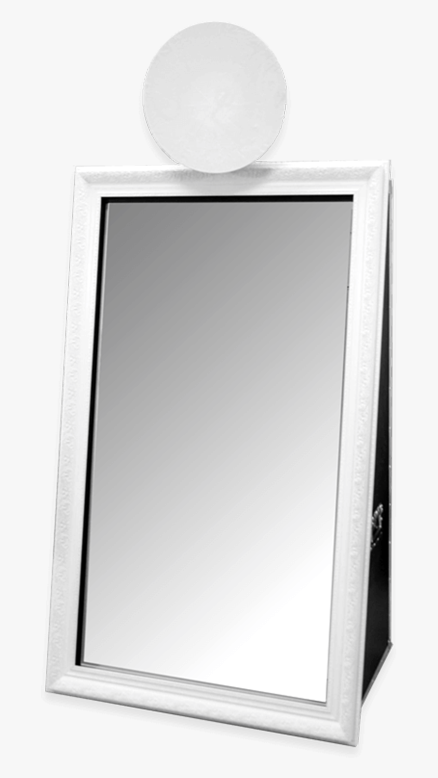 White Mirror Photo Booth, HD Png Download, Free Download