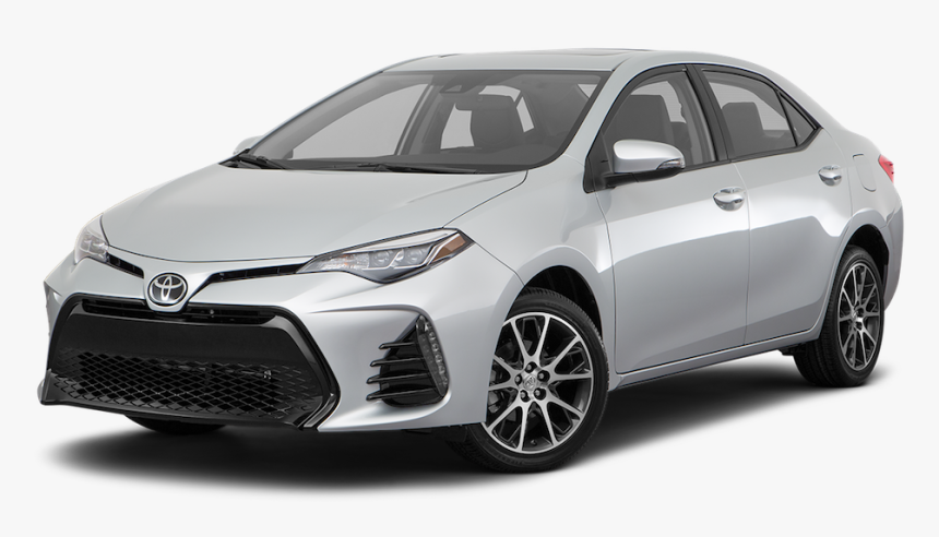 Silver 2017 Used Toyota Corolla - Toyota Corolla 2017 Canada, HD Png Download, Free Download