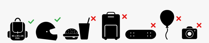 Hand Luggage, HD Png Download, Free Download