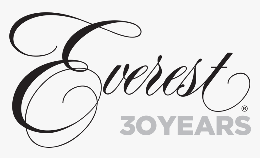 Everest 30 Years - Everest Restaurant Chicago Logo, HD Png Download, Free Download