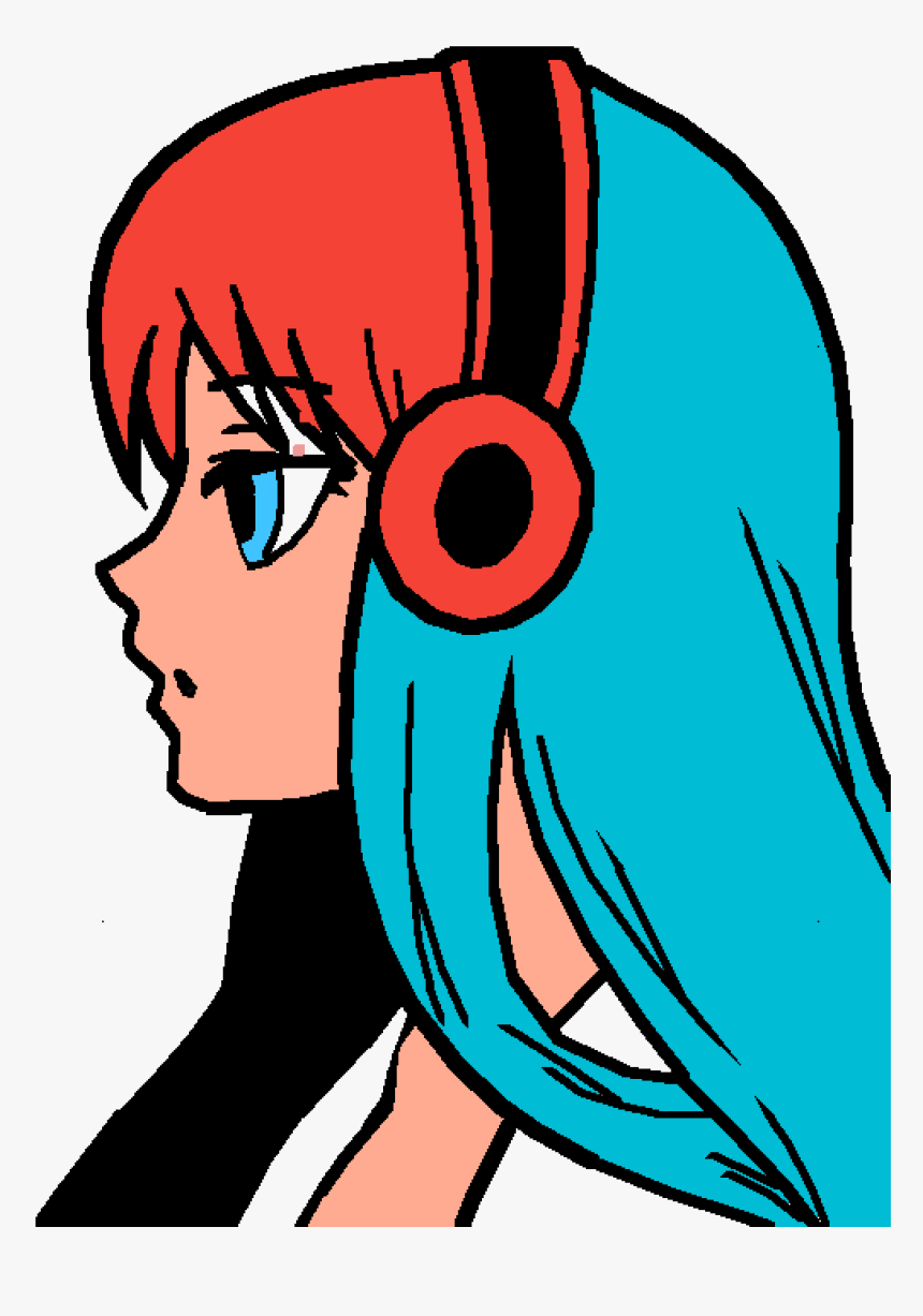 Girl Who Loves Music, HD Png Download, Free Download