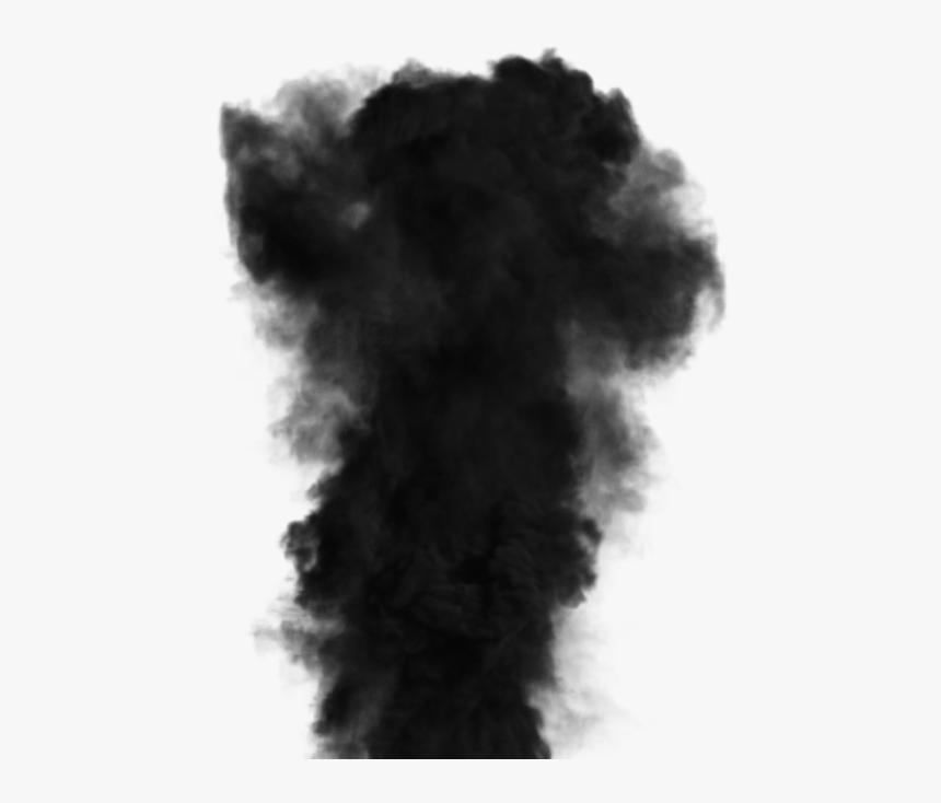 Transparent Background Black Smoke, HD Png Download, Free Download