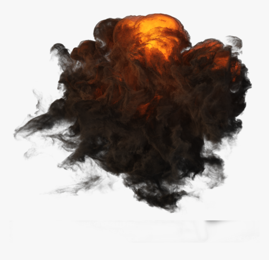 #smoke #fire - Background Black Smoke Png, Transparent Png, Free Download