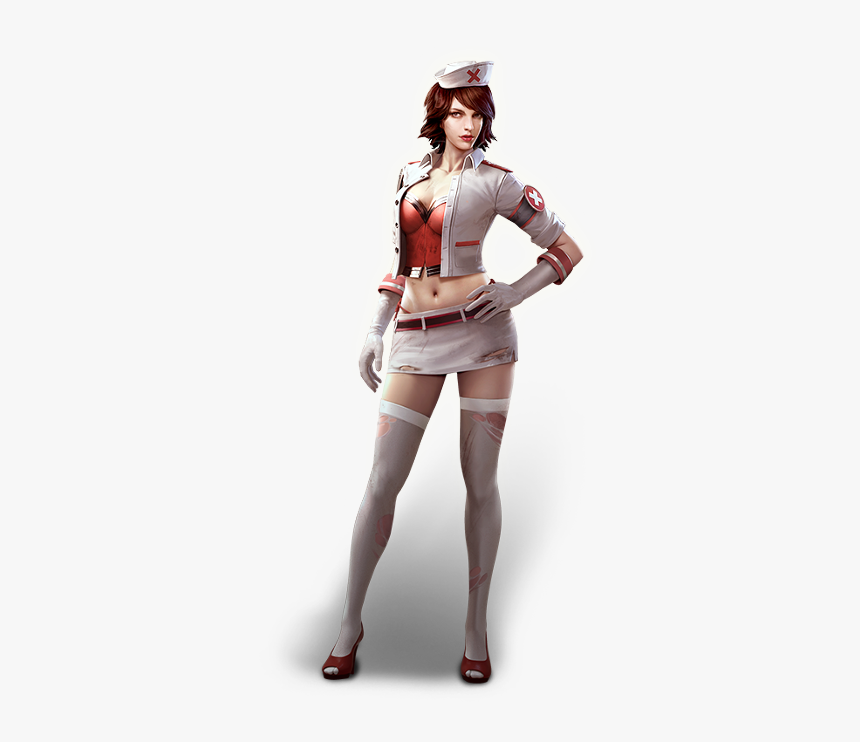 Freefire Free Fire Booyah Olivia Freetoedit - Free Fire Character Olivia In Real Life, HD Png Download, Free Download