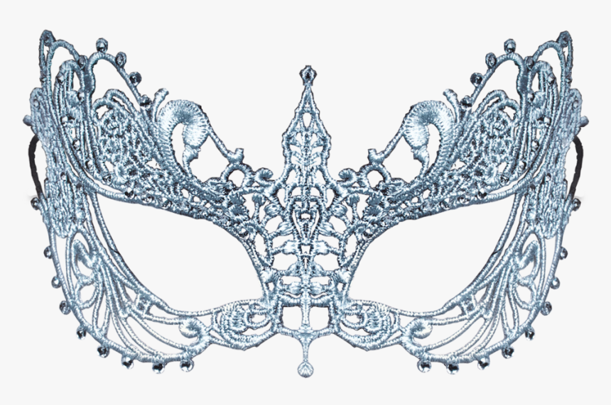 Transparent Silver Masquerade Mask Png - Fifty Shades Darker Mask, Png Download, Free Download