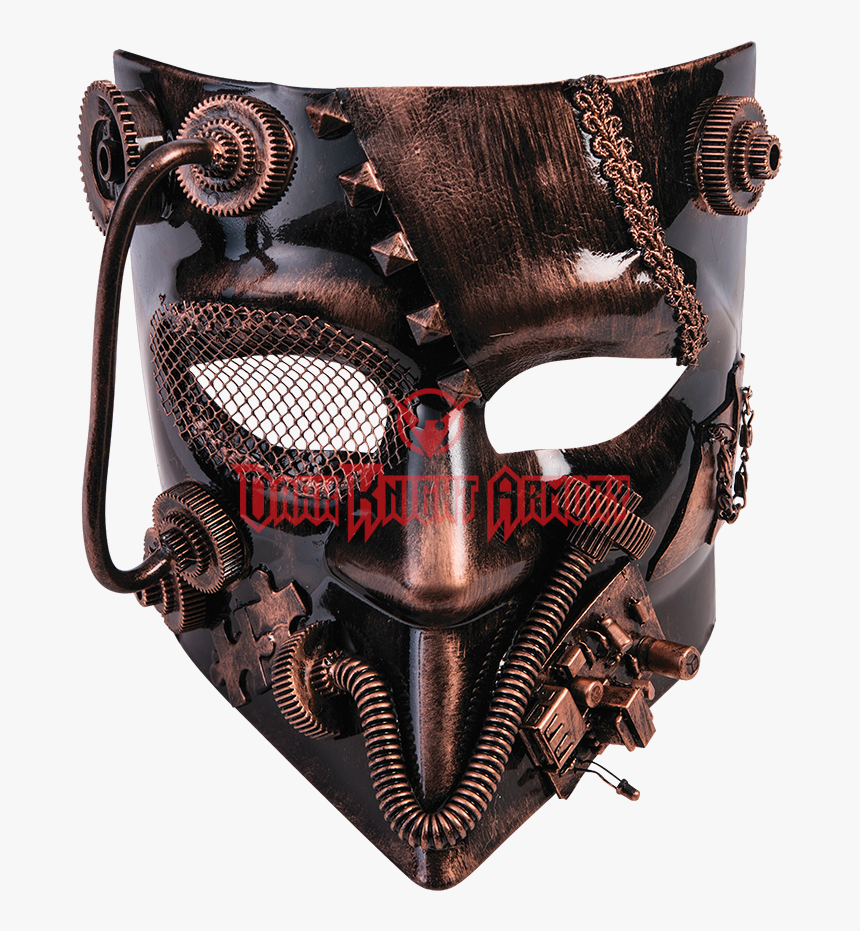 Clip Freeuse Download Bronze Jester Fm From - Masquerade Male Jester Mask, HD Png Download, Free Download
