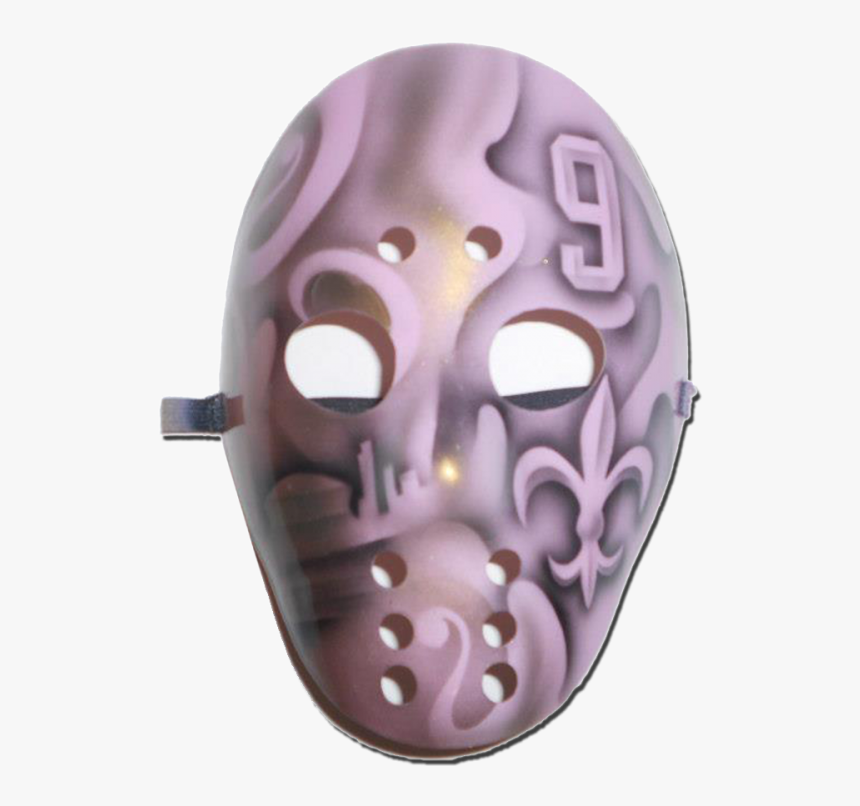 Goaltender Mask - Face Mask, HD Png Download, Free Download