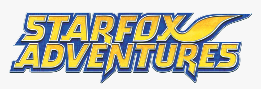 #logopedia10 - Star Fox Adventures, HD Png Download, Free Download