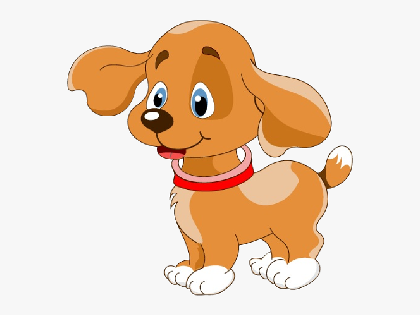 Puppy Cute Puppies Dog Cartoon Images Clip Art Transparent - Dog Clipart, HD Png Download, Free Download