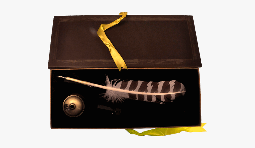 Harry Potter Ink And Quill Set, HD Png Download, Free Download