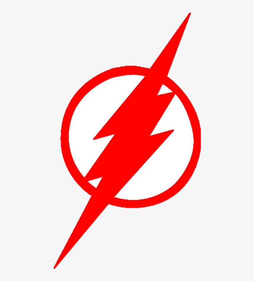 Stunning Ideas Red Lightning Bolt Logo - Flash Lightning Bolt Png, Transparent Png, Free Download