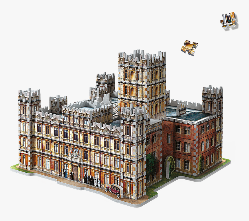 Downton Abbey 3d Puzzle, HD Png Download, Free Download