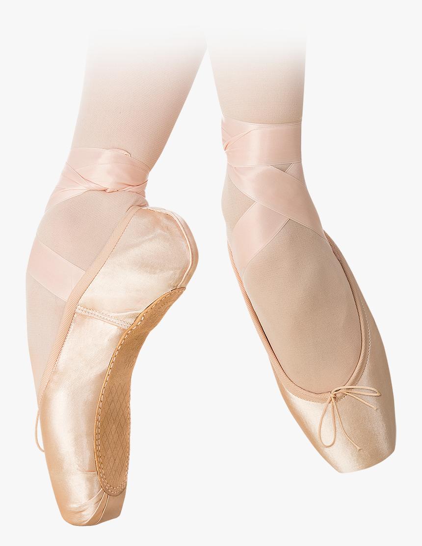 Transparent Ballet Slippers Png - Grishko Nova Pointe Shoes, Png Download, Free Download