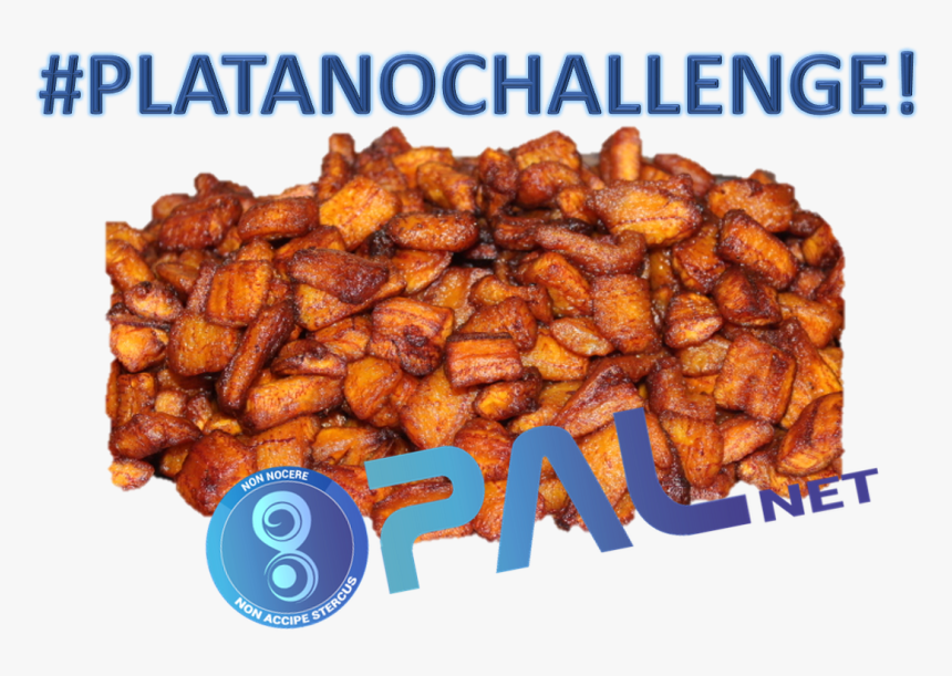 Platano - Fried Plantain, HD Png Download, Free Download