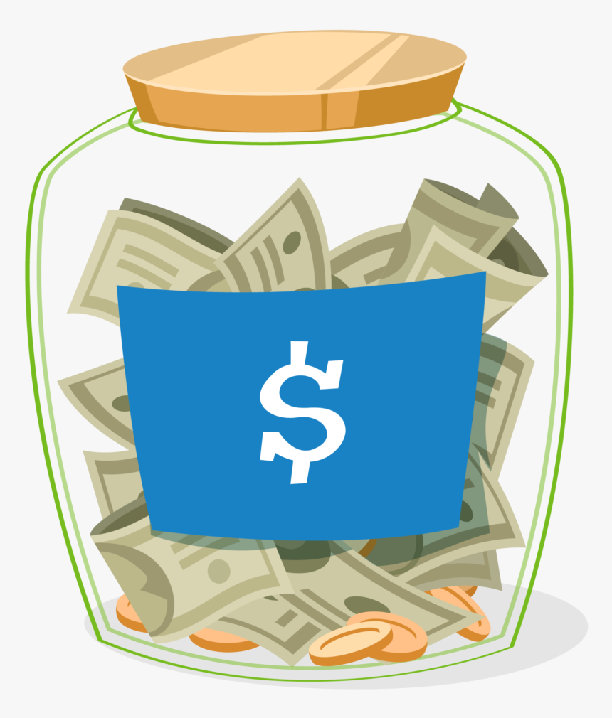 Vector Free Stock Ten Dollar Bill Clipart - Folded Ten Dollar Bill, HD Png  Download - vhv