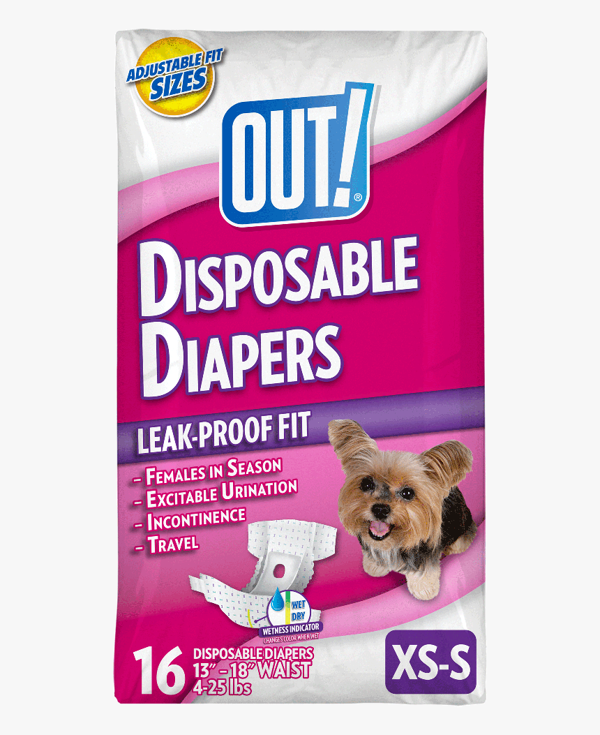 Diapers For Female Dogs, HD Png Download, Free Download