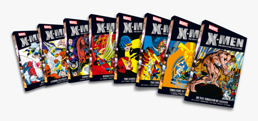 X Men Essential Collection, HD Png Download, Free Download