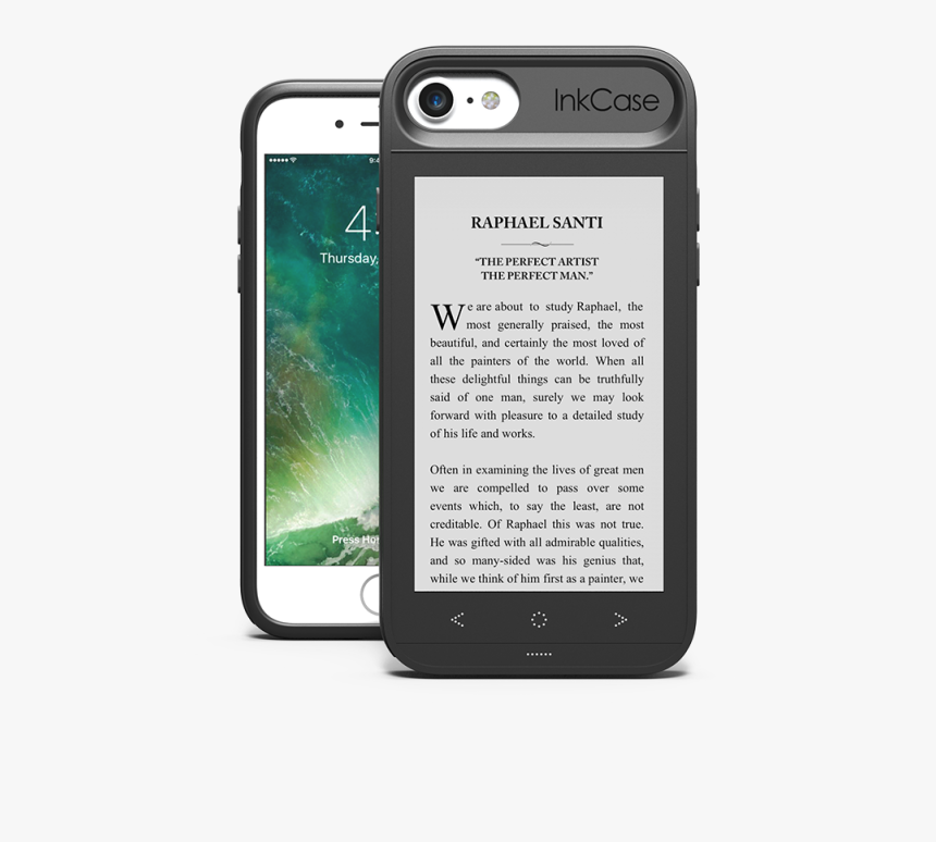 Transparent Iphone 7 Screen Png - Ink Case Iphone 8, Png Download, Free Download