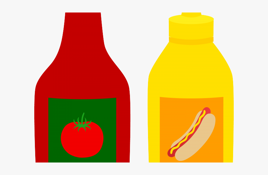 Cliparts Free Download Clip - Glass Bottle, HD Png Download, Free Download