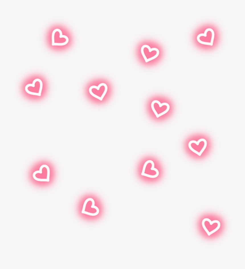 Kawaii Heart Png , Pictures - Picsart Stickers, Transparent Png, Free Download