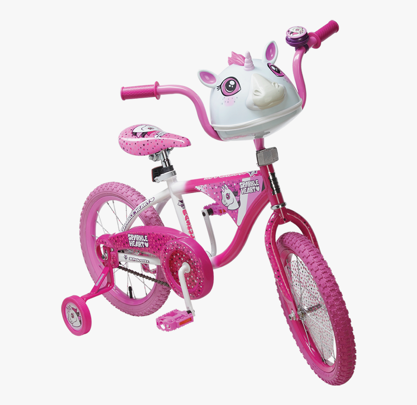 Unicorn Bike For Girl, HD Png Download, Free Download