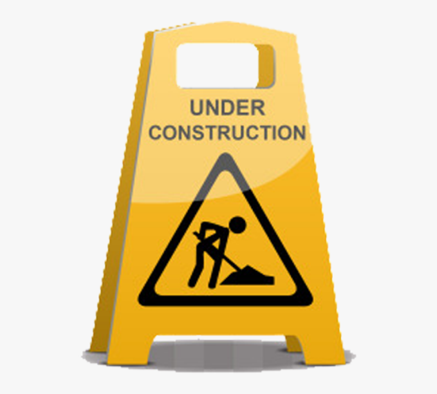 Under Construction Png Image - Road Construction Clipart, Transparent Png, Free Download