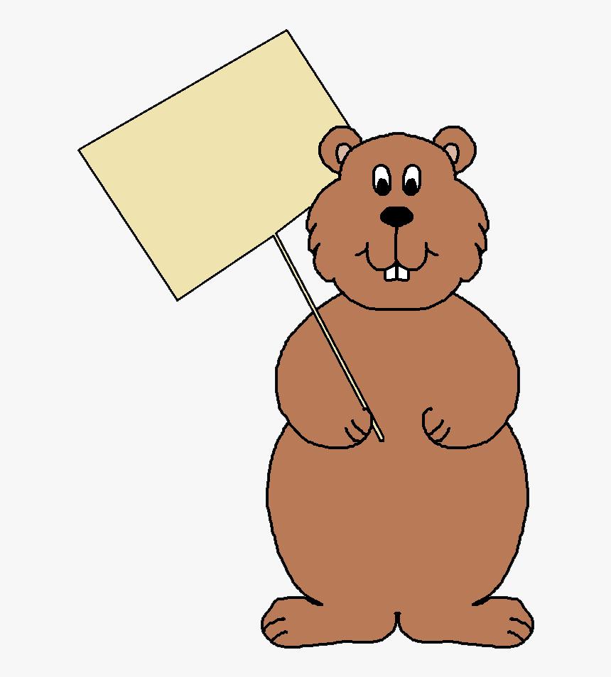 Groundhog Clipart Png Transparent Png Kindpng